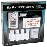 Mitaki-Japan 6 Piece Home Security System