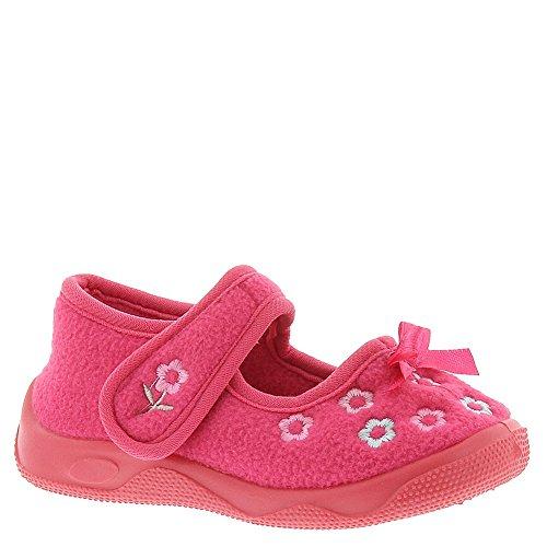 Ragg Sheena Girls' Infant-Toddler-Youth Slipper 5 M Us Toddler Fuchsia front-354453