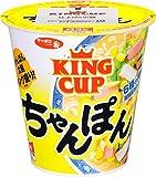サッポロ一番 キングカップ ちゃんぽん 1ケース (12個)
