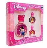 Disney Princess Snow White Eau De Toilette Spray 1.7 oz with 2 Minis