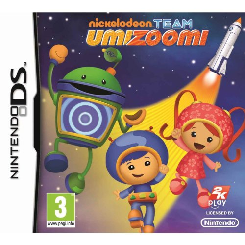 Team Umizoomi - Nintendo Ds back-359709