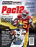 img - for Athlon Sports 2014 College Football Pac-12 Preview Magazine- UCLA Bruins/Southern California Trojans (USC) Cover book / textbook / text book