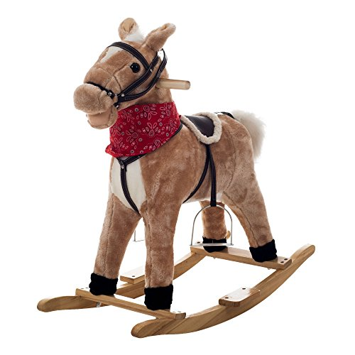 Happy Trails Dusty The Rocking Horse Ride On - 1