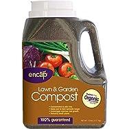 Encap LLC 11185-6 Lawn and Garden Compost & Manure-7LB L/G COMPOST JUG