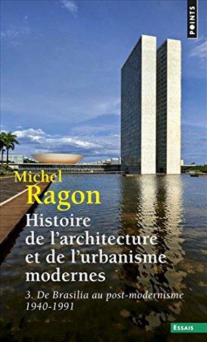 p d f t l charger histoire de l 39 architecture et de l 39 urbanisme modernes tome 3 de brasilia. Black Bedroom Furniture Sets. Home Design Ideas