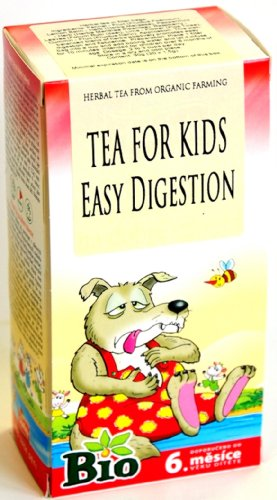 Baby Colic Relief Aid Easy Digestion Organic Herbal Tea