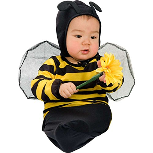 Bumble Bee Baby Bunting Costume