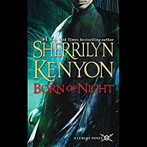 Born of Night Audiobook