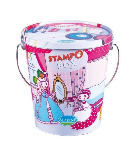 Aladine Stampo Box - Princess