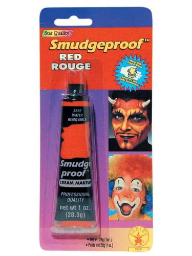 Rubie's Red Rouge Smudgeproof Costume Make-up