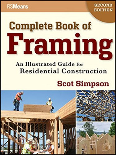 Complete Book of Framing: An Illustrated Guide for Residential Construction (Engineering Materials 2 compare prices)