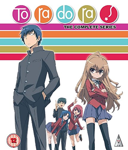 とらドラ! コンプリートBlu-ray BOX (海外inport版) / Toradora Collection [Blu-ray]