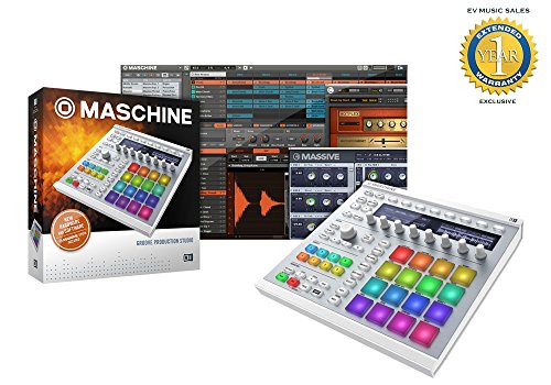 native-instruments-maschine2-groove-production-hardware-software-white-with-1-year-free-extended-war