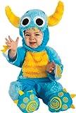 Rubie's Costume Cuddly Jungle Mr. Monster Romper Costume