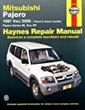 Mitsubishi Pajero Automotive Repair Manual (Haynes Automotive Repair Manuals)