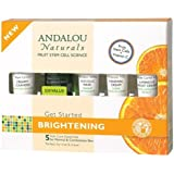 Andalou Naturals Get Started