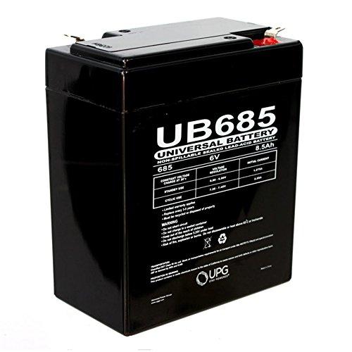 Universal Power Group 85933 Sealed Lead Acid Ba..