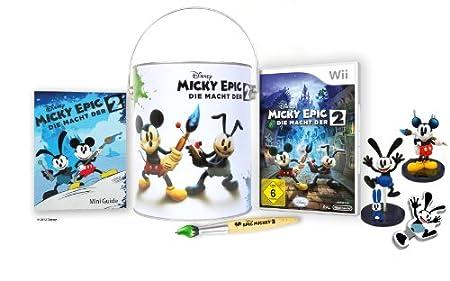 Disney Micky Epic: Die Macht der 2 - Limitierte Special Edition (exklusiv bei Amazon.de)