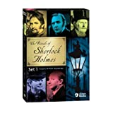 Rivals of Sherlock Holmes Setby Peter Vaughan
