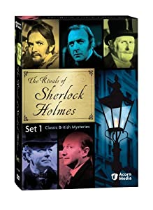 THE RIVALS OF SHERLOCK HOLMES, SET 1