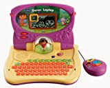 VTech 80-067104 - Learning Computer PC Dora Laptop
