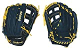 Wilson WTA2002BBRB8GM A2000 12 3/4 inch Outfielder Baseball Glove (Left Handed Thrower) (Call 1-800-327-0074 to order)