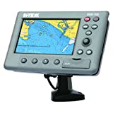 SI-TEX SNS-700EF Chartplotter & Fishfinder Combo w/External GPS Antenna and C-MAP MAX NA-M022 SD Chart (48678)