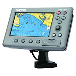 Si-Tex Sitex Sns-700Ef Chartplotter / Fishfinder Combo W/ Ext Gps