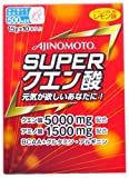 味の素 SUPERクエン酸 500ml用×10袋