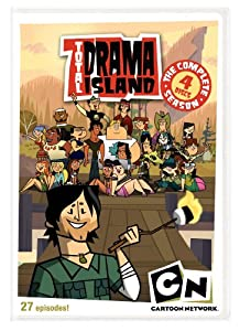 Total Drama Island The Complete Season 1 by Cartoon Network