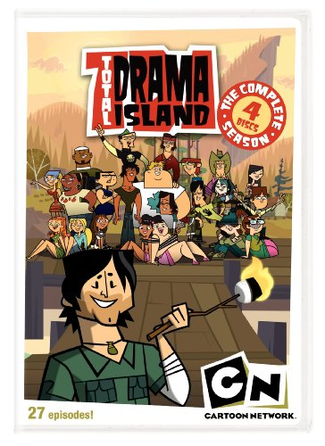 Total Drama Island: Complete Season [DVD] [Import]