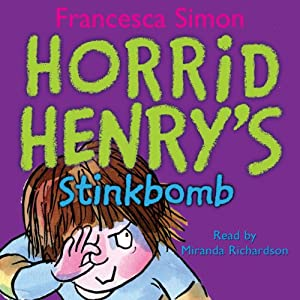Horrid Henry's Stinkbomb Audiobook