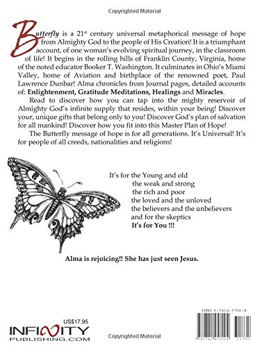 Butterfly Notes From Alma's Journal