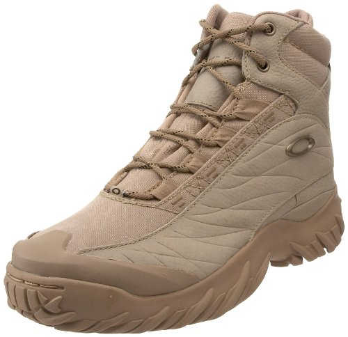 Oakley Men's Sabot High 2.0 Hiking Boot,Desert,6 M US