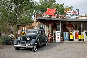 Photographs America Hackberry General Store on Route 66 in Hackberry, Arizona, Fine-art Photographic Print by Carol M. Highsmith