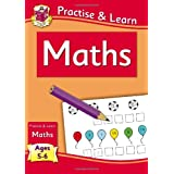 Practise & Learn: Maths (Age 5-6)by Richard Parsons