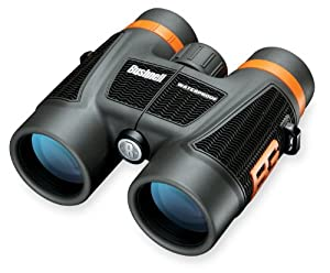 Bushnell Bear Grylls 10 x 42mm Roof Prism Waterproof/Fogproof Binoculars, Black by Bushnell