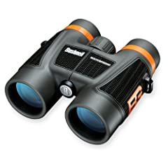 Buy Bushnell Bear Grylls 10 x 42mm Roof Prism Waterproof Fogproof Binoculars, Black by Bushnell