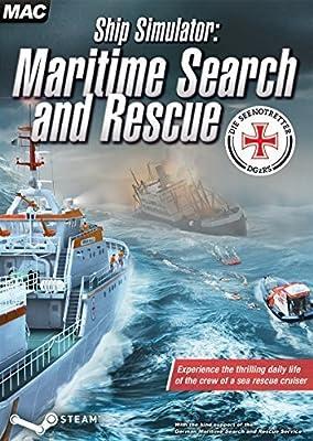 Ship-Simulator: Maritime Search and Rescue MAC [Online Game Code]