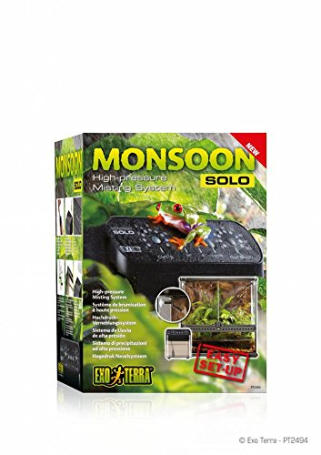 Exo Terra Monsoon Solo Misting System (Mist King Mister compare prices)