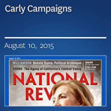 Carly Campaigns (       UNABRIDGED) by Jay Nordlinger Narrated by Mark Ashby