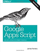 Google Apps Script, 2nd Edition Front Cover