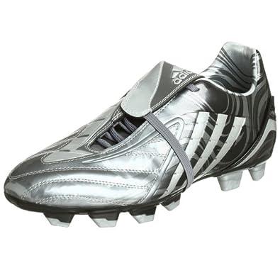 adidas Men's Absolado PS TRX TF Turf Shoe,Iron/Silver/Black,16 M