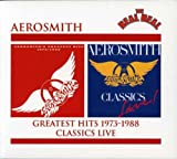 Aerosmith - Greatest Hits 1973-1988/Classics Live! thumbnail