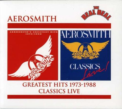 Aerosmith - Aerosmith - Greatest Hits 1973-1988/Classics Live! - Zortam Music