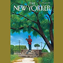 The New Yorker, August 24th 2015 (Elizabeth Kolbert, Malcolm Gladwell, Sarah M. Broom)  by Elizabeth Kolbert, Malcolm Gladwell, Sarah M. Broom Narrated by Todd Mundt