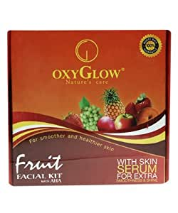 Oxyglow Fruit Facial Kit, 165g