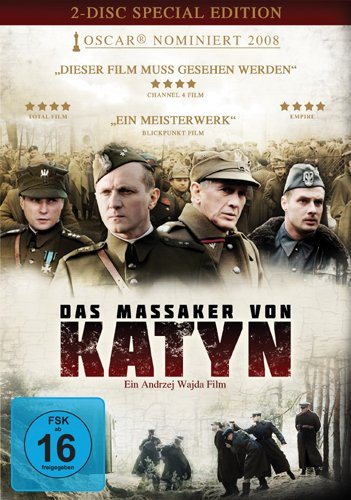Das Massaker von Katyn - Special Edition (2-Disc-Set im Metal Case) [Alemania] [DVD]