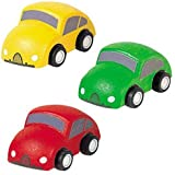 Plan Toys 3-Piece Car Set