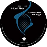 Foolish Games [VINYL] Shlomi Aber